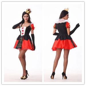 Sexy Costume de la nouvelle femme Halloween Fantasy Stage Wear Danse Cosplay Costumes adultes Set de jeu de rôle Vêtements