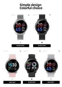 SE01 Smart Bracelet Smartwatch Smart Watch Bluetooth Music IP68 Waterproof Caller SMS Display For Android Watch Smart Phone DHL