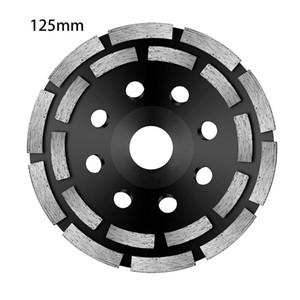 Segmento Black Diamond rebolo Cup Disc Grinder concreto Granito Pedra Cut 72XD