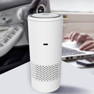 Роман-Car очиститель воздуха отрицательный ион очиститель для домашнего офиса Desktop