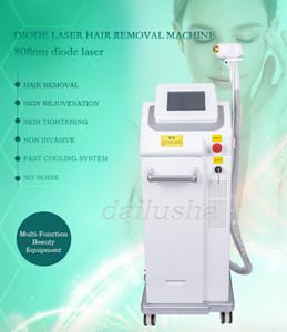 Yüksek kaliteli 808nm epilasyon makinesi 808 lazer saç azaltma cihazı epilasyon lazer güzellik makinesi