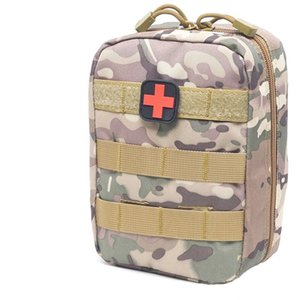 Acil Kitleri Taktik Tıp İlk Yardım Seti Bel Paketi Açık Kamp Yürüyüş Seyahat Taktik Kılıfı Mini Yeni için Bag toptan-boşalt