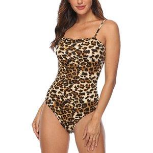 Camicia multicolore stampa leopardata Camis Body Casual Spaghetti Strap Sleeveless Animal Print Women Autumn Elegant Bodysuits 8 luglio