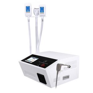 Portable 4 pièces à main Cryo Lipo Fat gelage anti-ondes COOL Thérapie Cryothérapie Cryothérapie Cryolipolyse minceur Perte de poids de la machine