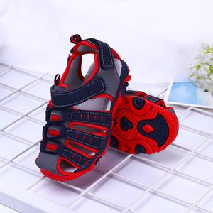 2019 estate dei nuovi bambini dei sandali di baotou ragazzi e ragazze sandali antisdrucciolevoli e pantofole bambino inferiore molle scarpe bambino commercio estero