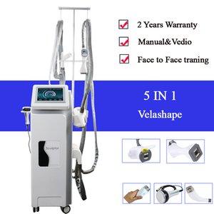 velashape Вакуумная машина для уменьшения целлюлита для похудения кавитационная подтяжка лица Вакуумная система для похудения для похудения