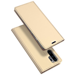 Caso de cuero de la tarjeta de la carpeta para Huawei P40 P30 P20 Pro Lite Pro Nova 5T P elegante de la caja para Huawei mate 30Pro 30Lite 20 20Pro Y6 Y9 Primer 2019