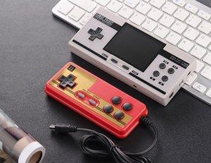 2 kişi Oyuncu 3 inç ekran NES Pro Taşınabilir El Oyunları 348 oyun AVG RPG ACT FC C3 LD LB LA CHX-40P TV Çıkışı dhl ücretsiz Destekler