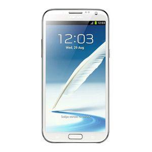 Samsung Galaxy Note2 Note 2 N7100 5.5 pulgadas Quad Core 16GB 3G WCDMA 4GLTE Teléfonos celulares desbloqueados LCD original