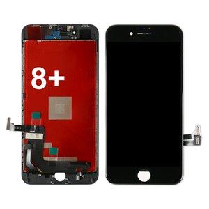 اجزاء الهاتف النقال 5.5 بوصة Mobile phone lcd Digitizener Assembly touch screen display solutions for iphone 8 plus lcd