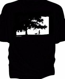 2020 Satış Moda Günlük Yüksek Kalite S T Shirt Walk Sizin Labrador Tişört Tee Gömlek