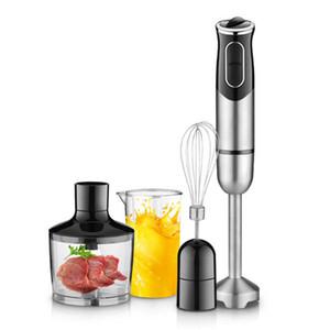 Beijamei New 2 файла электрический кухонный смеситель ручной кухонный комбайн Grinder Juice Vegetable Blender приготовления палочки