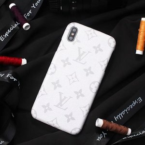 Colorful Designer Phone Moda Luxo Capa para iphone 11 pro Max X XR Xs max 7 8plus Moda Shell duro couro gravado Phone Case A15