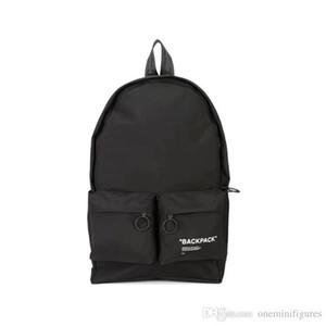 2019 рюкзак через плечо с наклонным плечом Off Bag Мужская сумка Fanny Pack для мужчин Сумки из плотной ткани 888