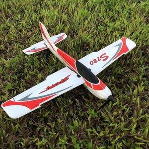 OMPHOBBY S720 718 milímetros Glider Esporte Wingspan 2.4Ghz EPP 3D RC Avião parkflyer RTF integrado OFS Ready to Fly