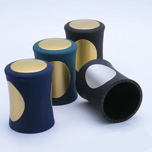 المعادن اليد النرد كأس متجمد ارتفاع درجة المنخل الكؤوس لبار لعبة الكبار بسيط الأزياء 6 5gl UU