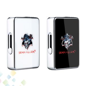 Authentic Demon Killer JBOX MOD Built-in 420mAh Battery Air-activated switch with no button Automatic pod installation light DHL Free