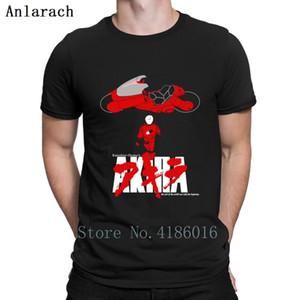 Akira T-Shirt Herren Tops Euro-Größe Designer Neueste T-Shirt Einzigartige Passform Funky Summer Style