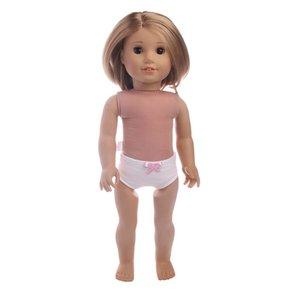 LUCKDOLL мультфильм мода Трусы Fit 18 дюймов американского 43сма Baby Doll Одежда Аксессуары, девочки Игрушка, поколение, подарок на день рождения