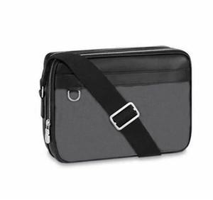 new.0087. Mensajero pequeña bolsa de cartero inclinada, adecuada para la elección de moda de la vida diaria: 26x18x4CM