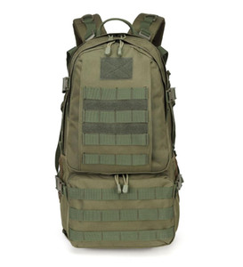 Высокое качество 35L Tactical Climbing Камуфляж Рюкзак Кемпинг Туризм Треккинг рюкзака Путешествия Открытый Camo Спортивные сумки