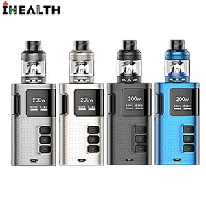 Authentisches Kanger Ripple Kit mit 3.5ml RIPPLE Tank NR Mesh Spulen 200W Ripple Box Mod