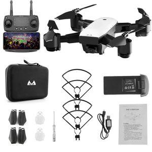 SMRC S20 Foldabe 6 Mini Gyro Wifi Axles Drone Avec Hd Rc Grand angle 1080p Caméra SMRC S20 de l'altitude Hold Rc Quadcopter Zx T190621