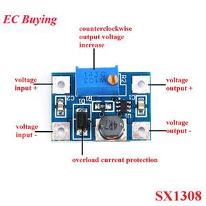 Circuits INTEGRE DC-DC 2-24V à 2-28V SX1308 Étape Réglable module d'alimentation Step-Up Boost Converter pour le bricolage Kit SOT23-6 B6 ...