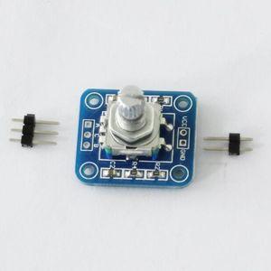 5pcs 360 grados módulo codificador giratorio / para Arduino codificación módulo