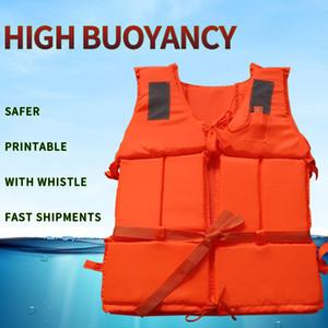 Life Wege Jacke mit Pfeife S-L-Größen Schwimmbad für Kinder Erwachsene Badeanzug Große KAYAK