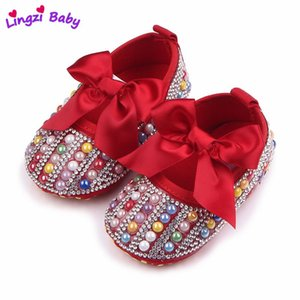 Baby-Schuhe Baby weiche Sohle Krippe Walker Schuhe High Quality First Walker Dropshipping Großhandels