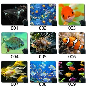 Gaming Mouse Pad personalizzati, Tappetino per mouse, Tema Ocean Fish di Unique Gaming Mouse Pad Lager Mouse Pad
