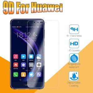 Закаленное стекло Защитная пленка Защитная пленка Взрывозащищенный Премиум Anti-Knock Для Huawei Honor Note 10 Lite V20 Play 8A 8C 8X Y Max