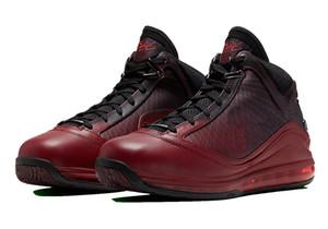 de alta qualidade 2020 LeBrons 7 vendas sapatos de Natal Retro frete grátis 17 homens Tênis de basquete armazenar Com Box size7-12