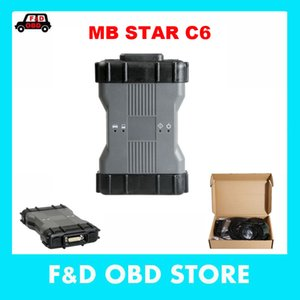 MB Star C6 MB Diagnóstico VCI SD Conectar C6 OEM DOIP Xentry Diagnosis Hardware VCI sin software HDD