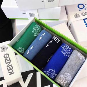 G8kenzo Erkekler hediye Uzun Çorap lüks markaTasarımcı Moda Pamuk Çorap Streetwear Kanye West Hip Hop Harajuku kalın