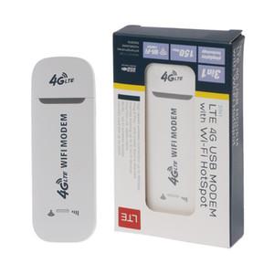 4G LTE USB Modem adaptador de rede com acesso Wi-Fi Cartão SIM Hotspot 4G Wireless Router Para Win XP 7/10 Mac 10,4 venda quente