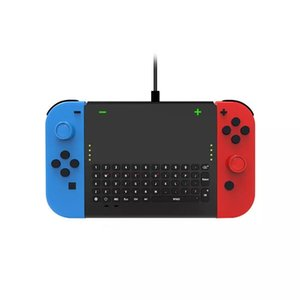 Tastiera dobe TNS-1702 2.4G Wireless con Joy-con Holder per Nintendo switch console di gioco