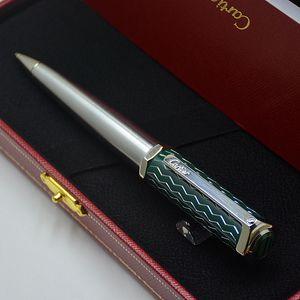 Edizione limitata serie Cartler Santos-Dumont forniture per ufficio Penna a sfera speciale Business Design opzione di scrittura di alta qualità Pnes M110797