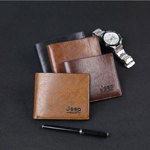 비즈니스 남성 가죽 정품 Bifold 신용 ID 카드 홀더 슬림 지갑 지갑 지갑 남성 지갑 은행 / ID / 신용 카드 홀더