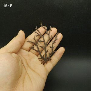 6 cm Plastic Seaweed FlatBack Model Toy Diy Game Accessories Decorative Craft