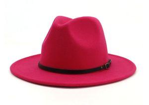 Mulheres Fedoras Chapéus Aba larga Outdoor Caps ocidental retro Vaquero Faux Suede Cowboy Cowgirl Pára-Hat