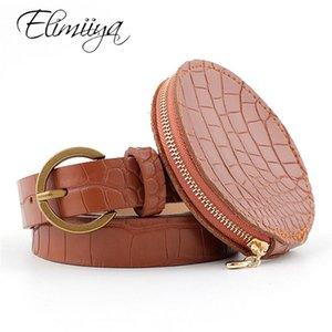 Elimiiya Brand Designer Belt Bag Women Female Fashion Ins style Coin Purse Wild Women's Belt-Bag Belts Waist-Bag
