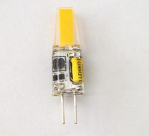 360 Angle de faisceau de maïs Ampoule G4 LED Lampe COB 1505 AC DC 12V G4 Ampoule LED Salon CE ROHS CCC Bubble boule Ampoule