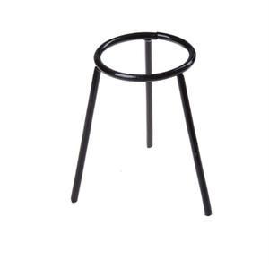 13 centimetri Lab Becco di Bunsen Fusioni supporto in ferro stand / Alcool lampada Tripod Holder Altezza laboratorio della scuola di chimica Attrezzature