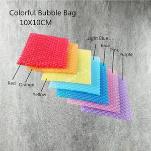 10 * 10cm (3.94 * 3.94 ') Neue herzförmige Luftblasenbeutel-aufblasbare Beutel-Schaum-Verpackung für Verpackungsmaterial-Geschenk-Dekoration