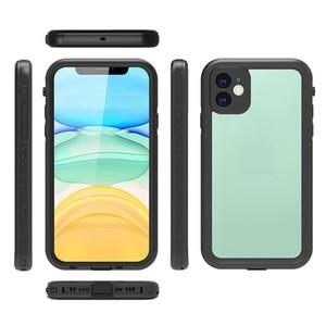 2020 New Extreme Sports Wassergehäuse für 11 iPhone Pro Max Shockproof Schwimmen Tauchen Coque Abdeckung Unterwassergehäuse für iPhone 11Pro XS