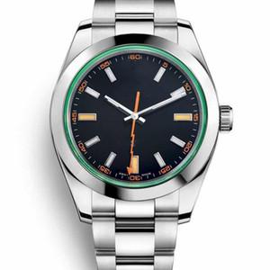 senhoras movimento de luxo da moda de ouro mecânico automático Gmt Homens mulher Mens Designer Tag Relógios de pulso Relógios homem