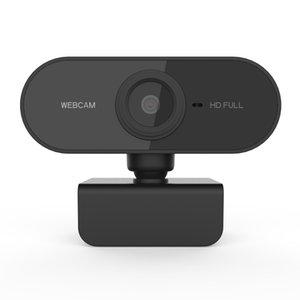 كامل HD 1080P كاميرا USB مع هيئة التصنيع العسكري البسيطة كاميرا الحاسوب ومرنة للتدوير، لأجهزة الكمبيوتر المحمولة، سطح المكتب كاميرا كاميرا التعليم عبر الانترنت