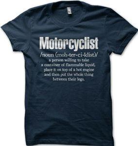 Aprilia RSV4 racing motorcyclist biker navy cotton t-shirt FN01187